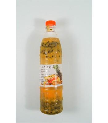 D02255-冷凍百香果加籽800g/瓶(冷凍)