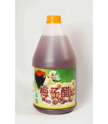 D02302-梅子醋 1.8kg/罐