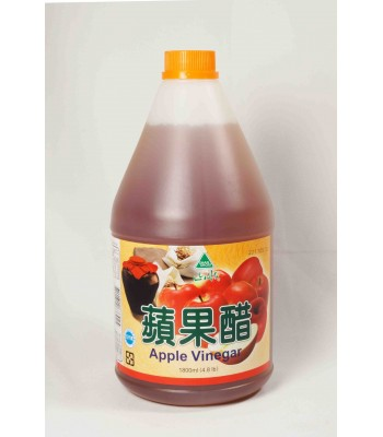 D02303-蘋果醋 1.8kg/罐