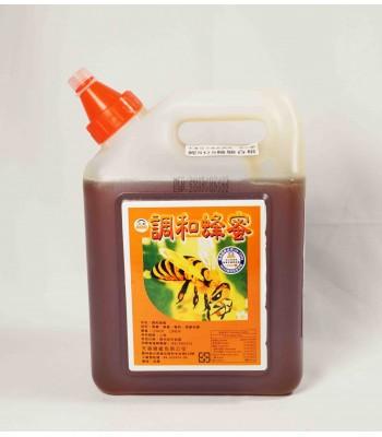 D03101-天香蜂蜜5斤/桶