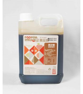 D03206-自然家族黑糖蜜2.5kg/罐