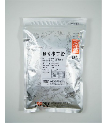 F01214-日式雞蛋布丁粉1kg/包(12倍)