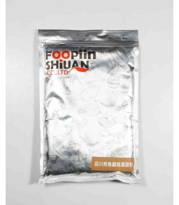 F02206-品川柴魚鍋燒湯頭粉1kg/包