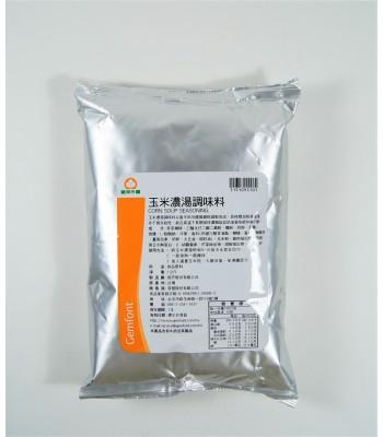 F02302-振芳玉米濃湯粉1kg/1包