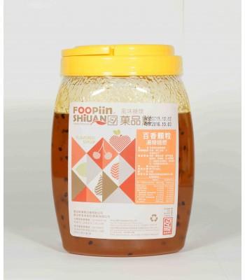 G01021-百香果顆粒(小)2.5kg/罐