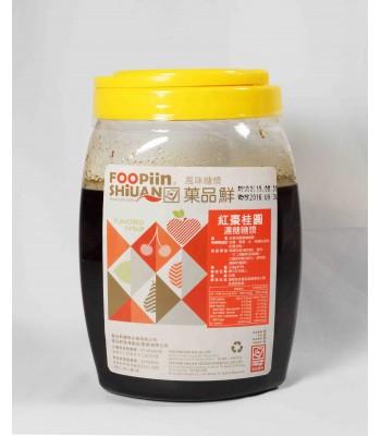 G01037-紅棗桂圓茶 2.5kg/桶