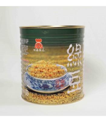 G03002-世鑫蜜汁綠豆3.2kg/桶