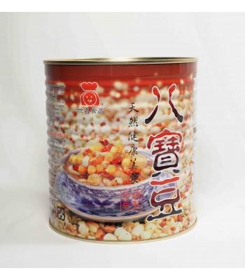 G03006-世鑫蜜汁八寶豆3.2kg/桶