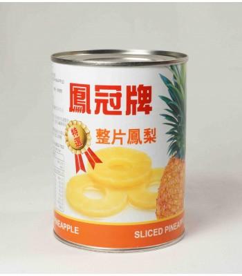 G04001-台鳳鳳梨片565g/罐