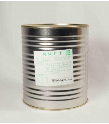 G05003-正老牌純仙草汁3kg/罐