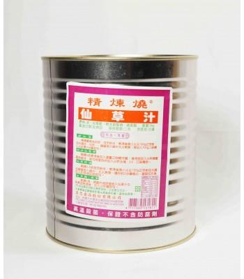 G05009-名忠燒仙草3kg/桶