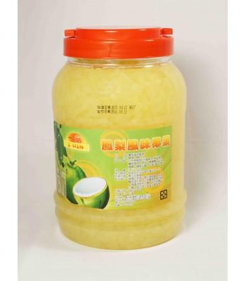 G06002-一品鳳梨椰果4kg/桶