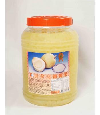 G06003-加拿鳳梨椰果4kg/桶