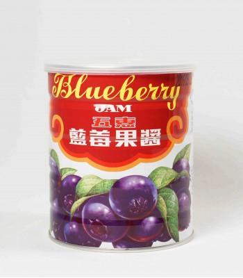 H01016-藍莓果醬(五惠)小罐900g/罐