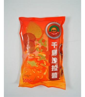 H01217-醬大師 千島沙拉醬500G