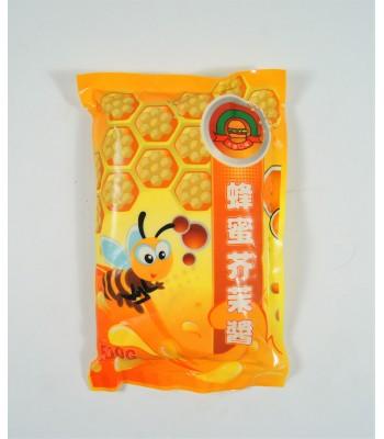 H01219-醬大師 蜂蜜芥茉醬500G