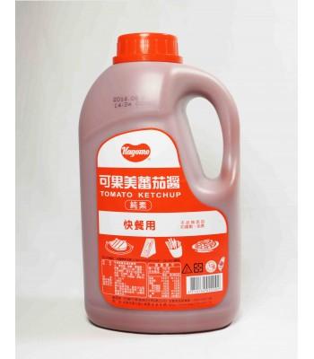H02001-可果美蕃茄醬(塑膠桶)3.15kg/桶