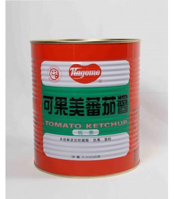 H02002-可果美蕃茄醬(鐵桶)3.3kg/桶