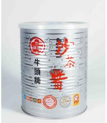 H02051-牛頭牌沙茶醬3kg/桶
