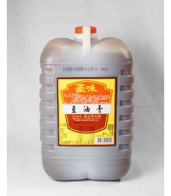 H02111-豪味醬油膏 5公升/桶