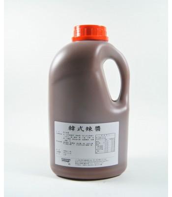 H02210-醬大師韓式辣醬3kg/罐