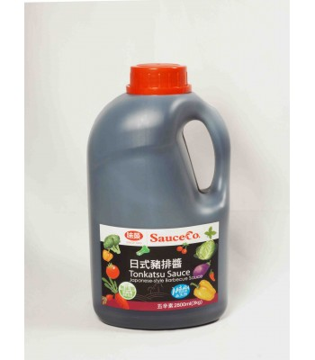 H02211-味榮日式豬排醬2.8kg/罐