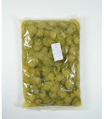 H04114-酸黃瓜片(塑膠袋)3kg/包