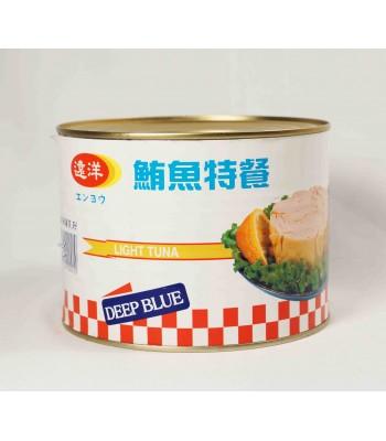 H05003-遠洋鮪魚特餐(大)1.8kg/罐