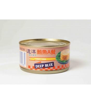 H05004-遠洋鮪魚A餐(小)175g/罐