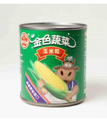 I03001-牛頭牌玉米粒312g/罐