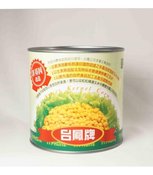 I03004-台鳳玉米粒340g/罐