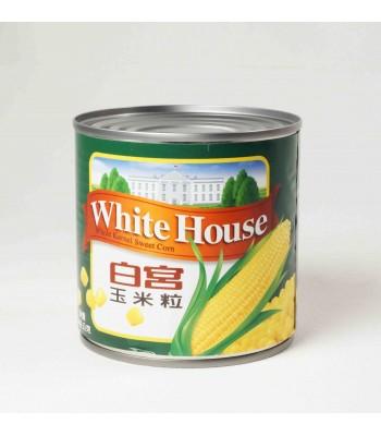 I03011-白宮玉米粒340g/罐