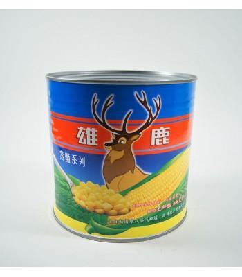 I03032-雄鹿牌 大罐玉米 粒75oz