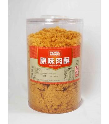 I04003-富品軒原味肉鬆5斤/桶