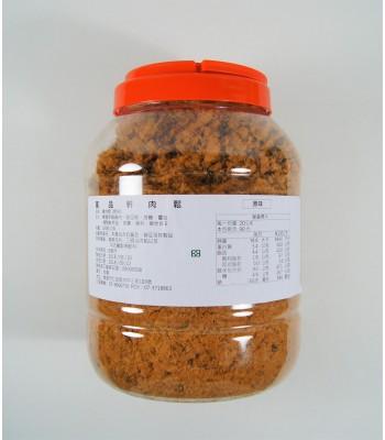 I04009-富品軒特級雞肉鬆 3斤/桶