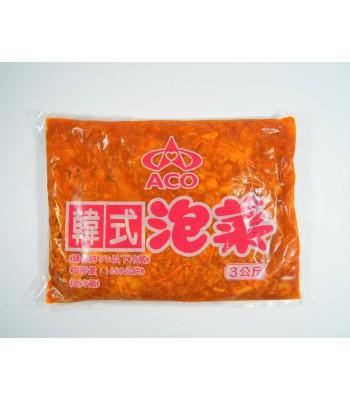 I04101-愛之味韓式泡菜3kg/包