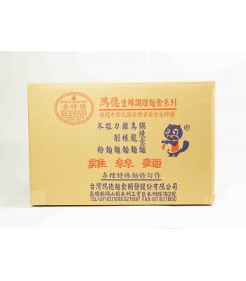 I06016-鴻德雞絲麵50粒/箱