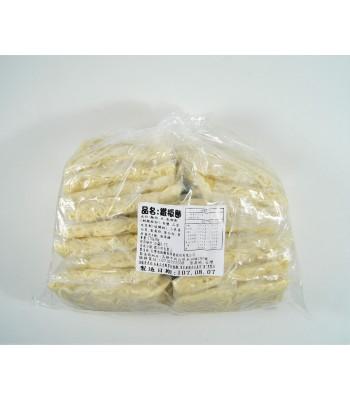I06025-冷藏鐵板麵(黃)170g/包