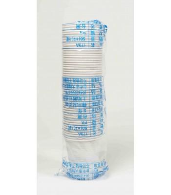 J01102-170cc塑膠杯50入/束