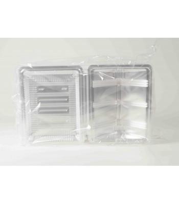 J04418-L-704 三角食品盒100入/包