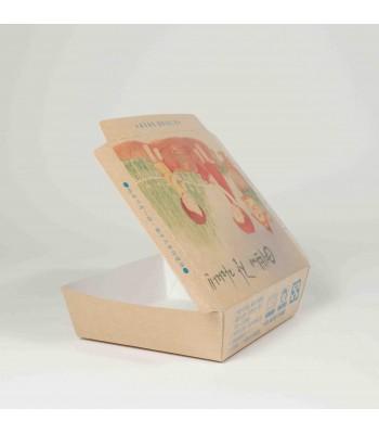 J05403-吐司紙盒100個/束
