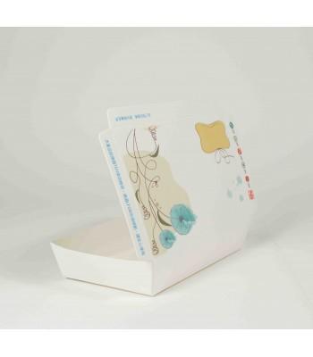 J05405-一體小紙便當盒100入/束