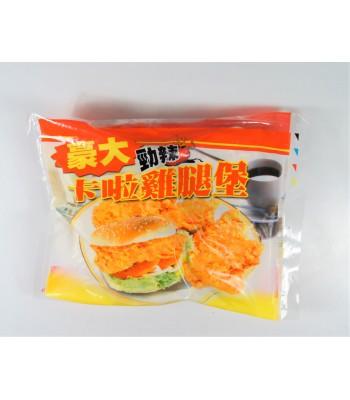 K02104-豪大辣味卡拉雞腿堡10片/包