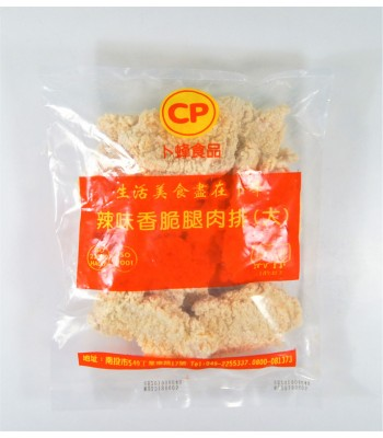 K02112-卜蜂辣味卡啦雞腿堡10片/包