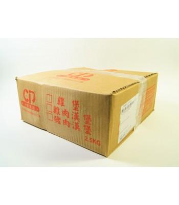 K02152-卜蜂黑胡椒雞堡 50片/箱