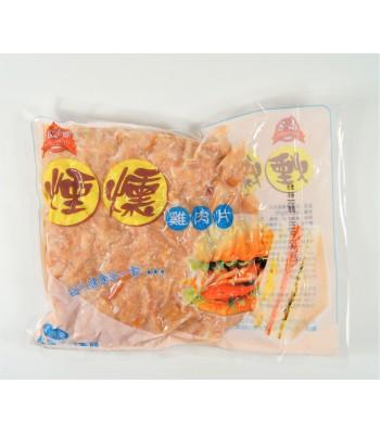 K02203-紅龍煙燻雞肉片1kg/包