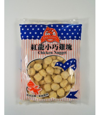 K02351-紅龍小不點雞塊1kg/包