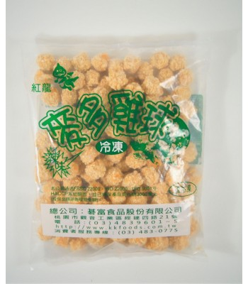 K02356-麥多辣味雞球1kg/包