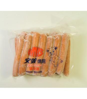 K03156-安美煙燻香腸22支/包(12cm)