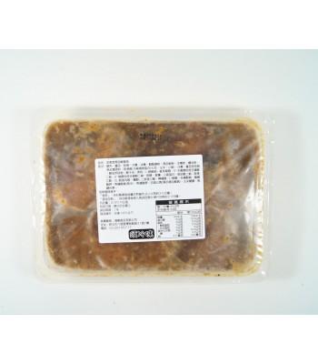 K03218-金食堂黑椒里肌豬排1kg/盒